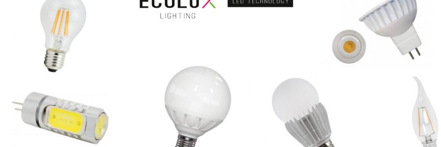 Representamos a Ecolux Lighting en Málaga, Almería y Granada